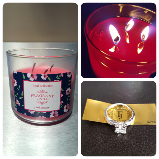 top 10 candles with jewelry