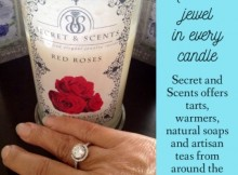Secret and Scents Candle