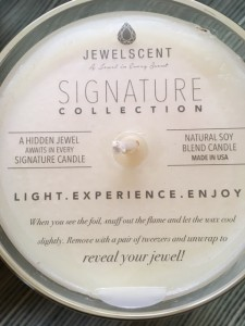 jewelscent candle review